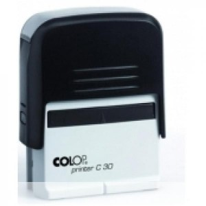 TIMBRO COLOP30 47X18MM...