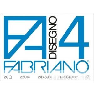 CARTELLA FABRIANO F2 24X33...