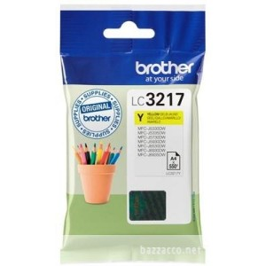 BROTHER LC 3217 YELLOW...